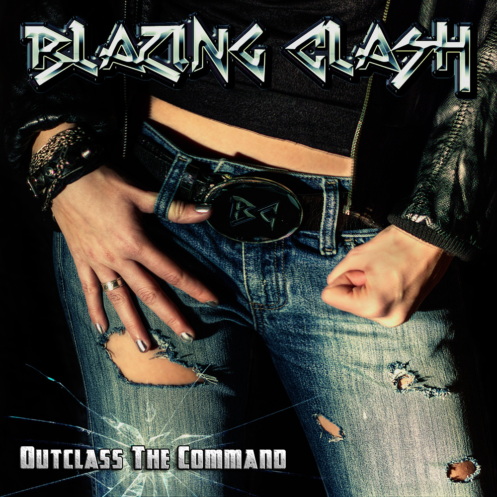 "Copertina album ""Outclass the Command"""